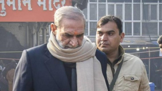 Sajjan Kumar moves SC against conviction in 1984 riots case