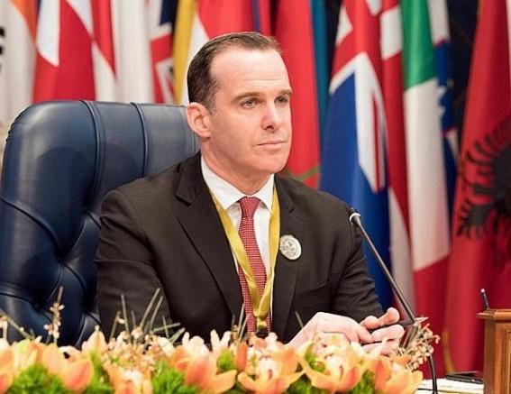 US envoy Brett McGurk quits over Trump's Syria pullout