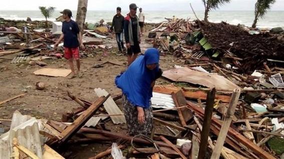 UN chief condoles deaths in Indonesia tsunami