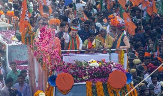 BJP moves SC seeking urgent hearing on Bengal Rath Yatra