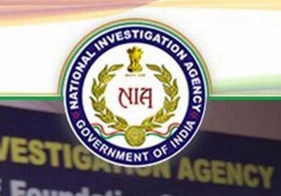NIA busts IS module, nabs 10 in Delhi, UP raids