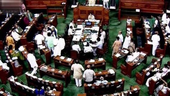 Lok Sabha takes up triple talaq bill