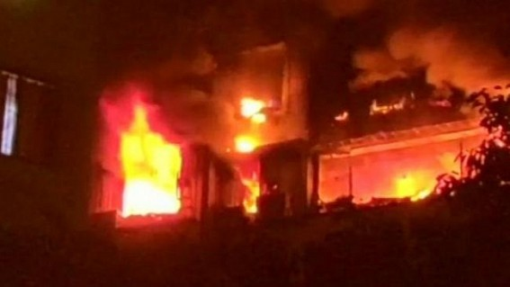 5 elders killed in Mumbai high-rise blaze