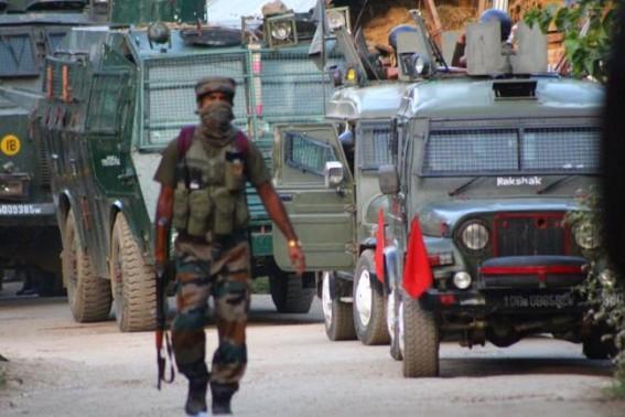 Shootout at Jammu and Kashmir army camp