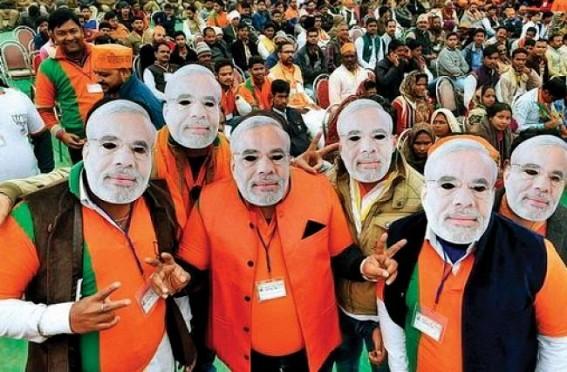 Achievements of 2018 will fill everyone with glory: Modi