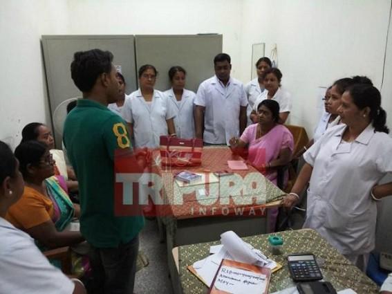 Nurses condemn increasing attacks by Patients, warn 'Strike'