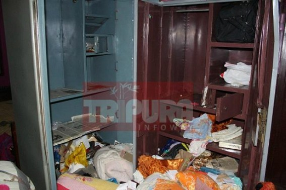 House looted at Ramnagar