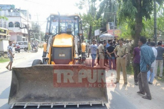 AMC to recover illegally occupied footpaths, parking zones of capital city