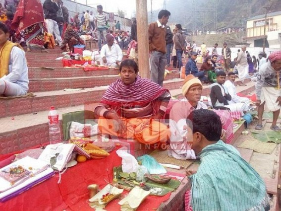 Tirthamukh Fair continues peacefully on Day-2