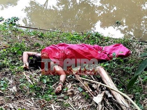 Housewife gang-raped, murdered at Dharmanagar : Body recovered from a pond