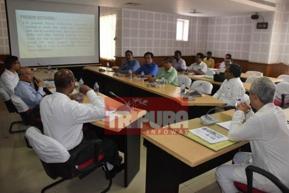 Deputy CM calls PSU heads in meeting