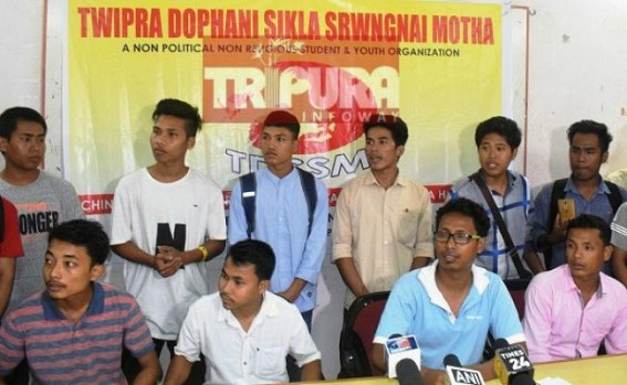 If NRC process starts since 1949, 15th October, Tripura will no more exist as an Indian 'State', but a 'Separate Country' : Unruly Tribal outfits vie for attention after IPFT's elevation as BJP partner
