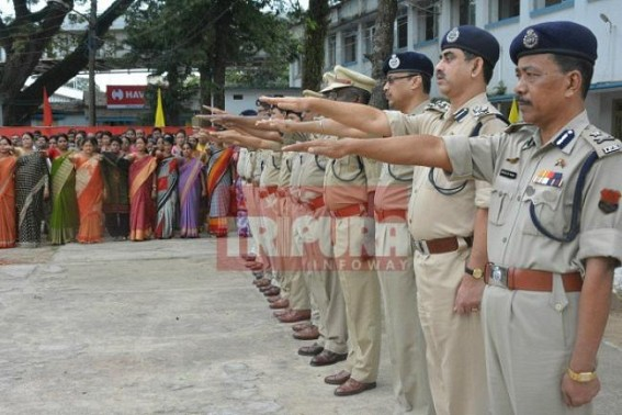 Vigilance Awareness Week observed at Police HQ
