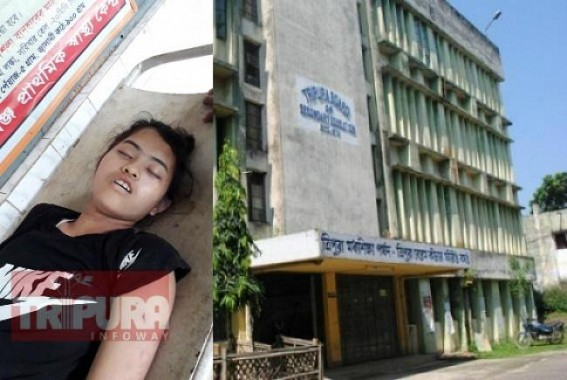 Madhyamik exam failed student commits suicide in Tripura