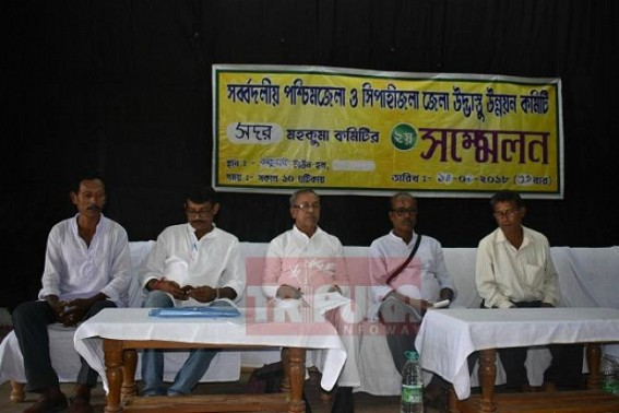 Udabastu committee held conference