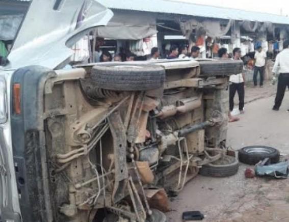 Govt employee killed in mob-violence in Tripura