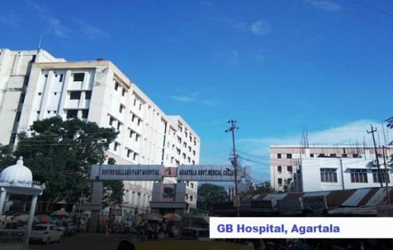 GB hospital wards turn fish market in night, 'drama' of pass-entrance in day-time : Indiscipline, sleeping-duty-nurses hit service at medicine wards