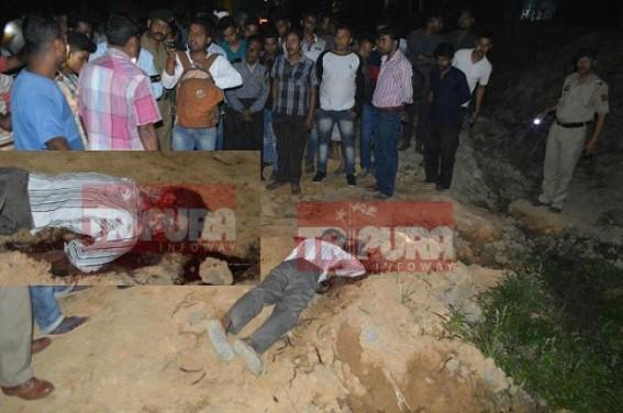 Brutal murder rocks Agartala Siddhi Asram : Police investigation in progress, Tension grips Capital City
