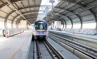 BJP accuses Kejriwal of not approving Phase-4 Metro construction