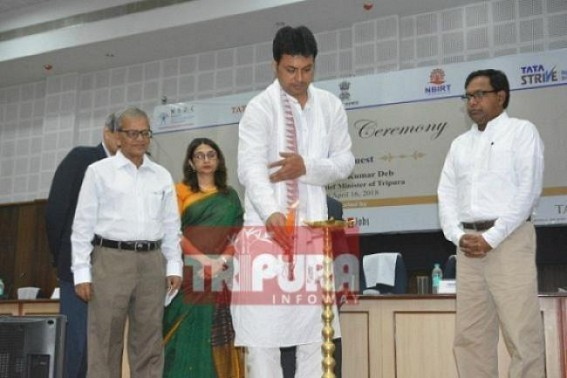 'Nothing happens with degrees and sitting with high Official Ranks' : Tripura CM's second jab to IAS, IPS & Govt Officers