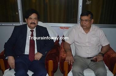 BJP leaders met special observer. TIWN Pic April 23