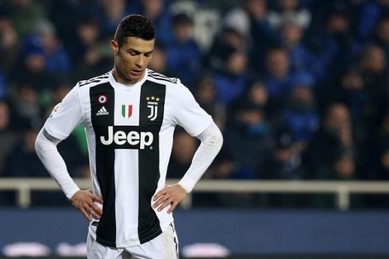Ronaldo's DNA sought by police in US investigating rap