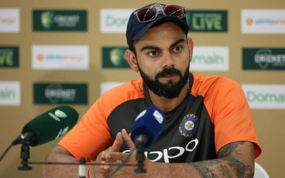 Indian cricket team does not support views of Hardik, Rahul: Kohli