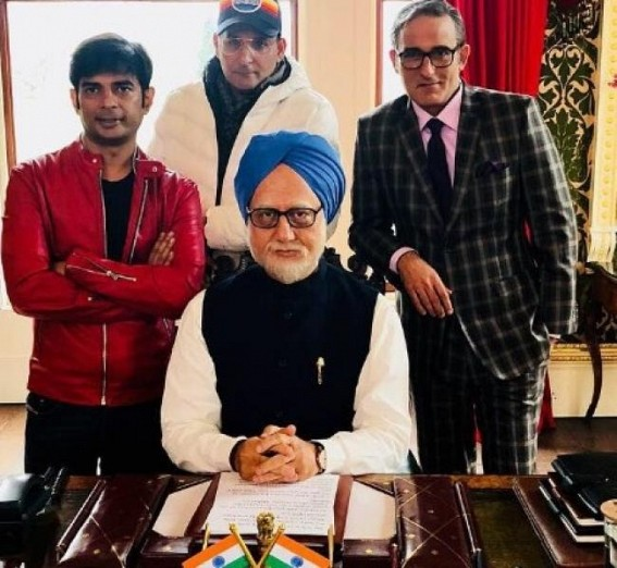 'The Accidental Prime Minister' release met with resistance