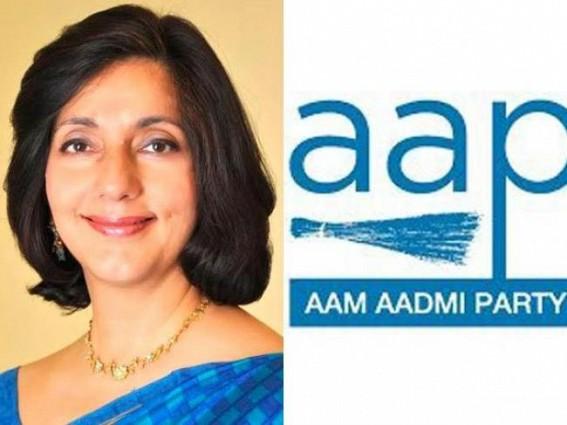 AAP member Meera Sanyal dead