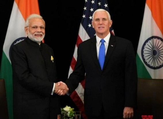 India, US discuss cooperation in Indo-Pacific