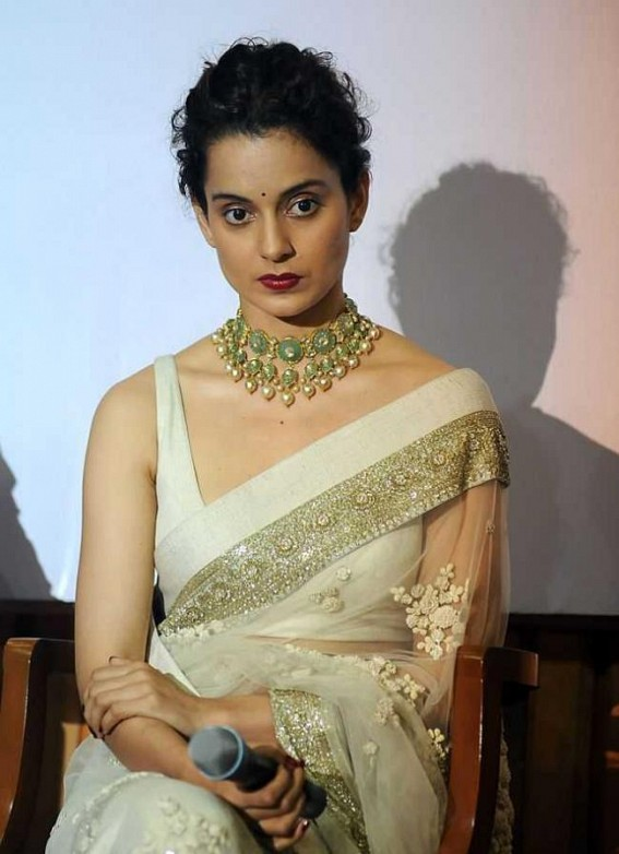 Kangana one of the reasons why Unnati took up 'Manikarnika...'