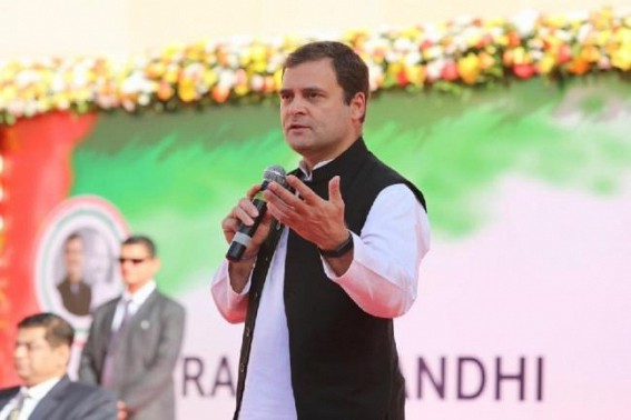 UP equation not a setback for us, results will surprise Modi: Rahul