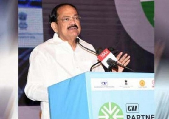India is a bright spot in global economy: Vice President