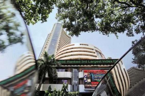 Sensex down 110 points, Nifty below 10,950