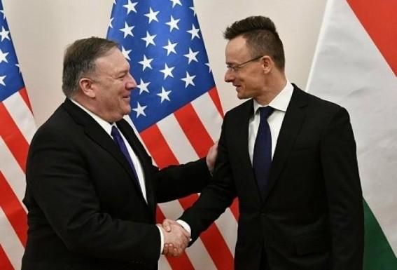US warns Europe against using Huawei