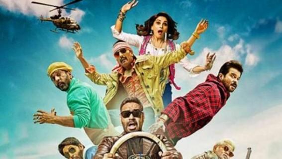'Total Dhamaal' crosses Rs 60 crore in opening weekend