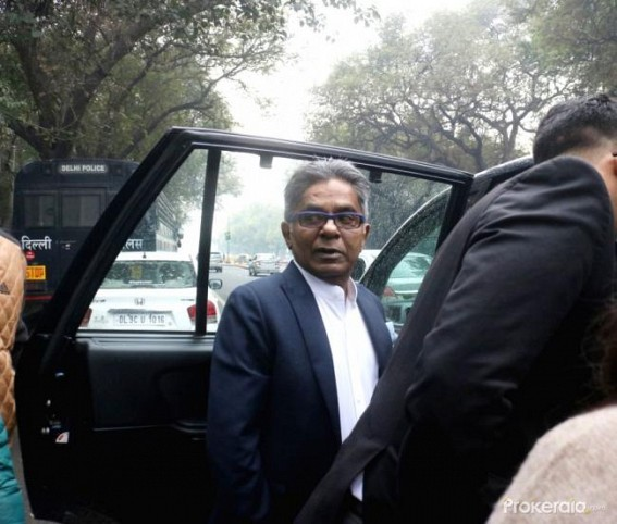 AgustaWestland: ED supports Saxena's approver plea