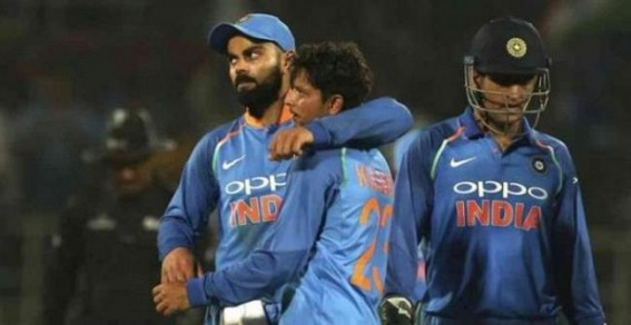 Experts concerned about No.4 slot, Kohli positive