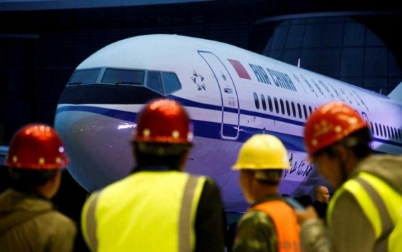 Boeing to halt deliveries of 737 Max aircraft
