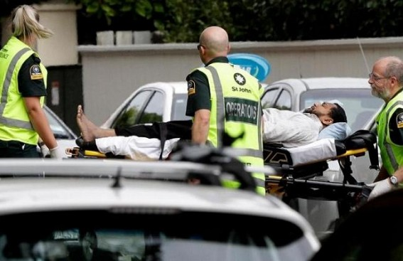 4 held for New Zealand mosques shootings