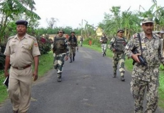 LS Election : Central Forces to arrive shortly in Tripura