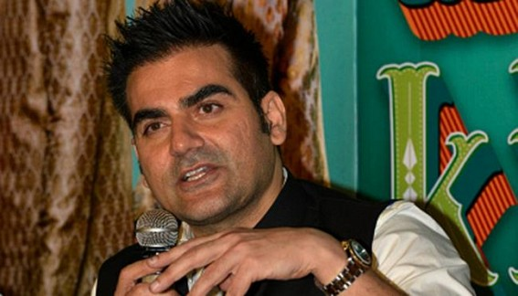 Arbaaz Khan jokes about not having money