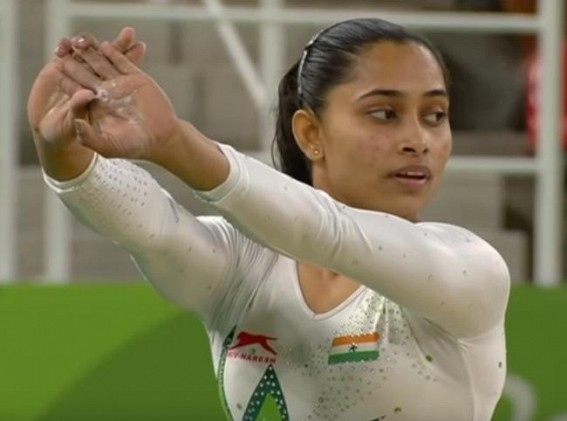 Dipa Karmakar qualifies for vault final at Baku World Cup