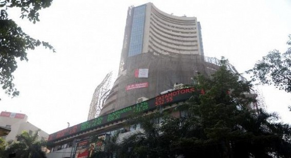 Sensex hits 38,000, Nifty at 11,400