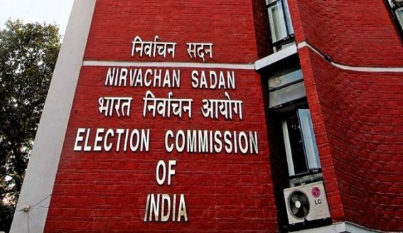 Be careful of money misuse in polls: EC to agencies