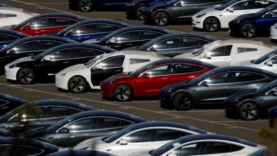 Car deliveries priority for Tesla: Elon Musk
