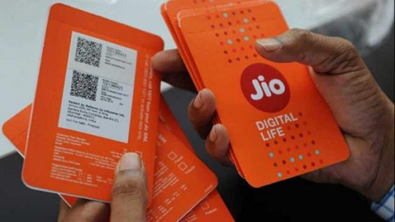 Jio's usage as primary voice SIM increases: Report