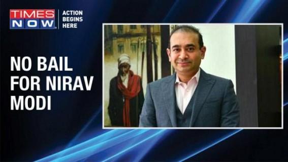 Nirav Modi's bail plea rejected