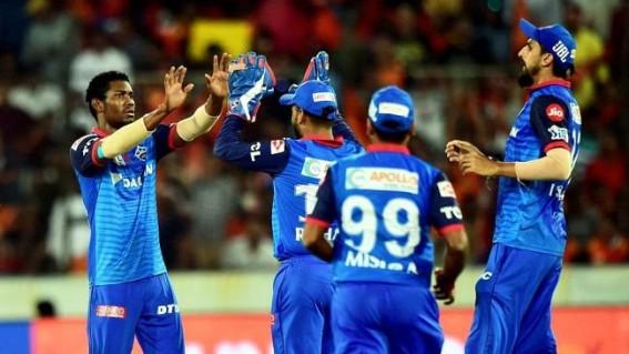 Delhi ride bowlers' efforts to beat Hyderabad