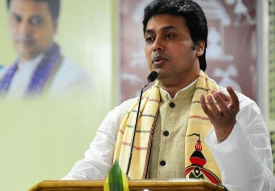 Increasing attacks on journalists, media in Tripura under Biplab Deb Govt